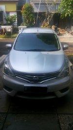 Nissan New Grand Livina SV 1.5, A/T, 2014, Silver (Nissan Grand Livina Silver 1.5 SV pic4.jpg)