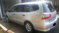 Nissan New Grand Livina SV 1.5, A/T, 2014, Silver (Nissan Grand Livina Silver 1.5 SV pic2.jpg)
