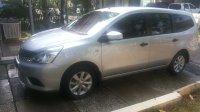 Nissan New Grand Livina SV 1.5, A/T, 2014, Silver (Nissan Grand Livina Silver 1.5 SV pic3.jpg)