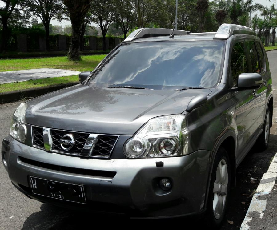 x trail nissan xtrail 2 5 xt th 2009. Black Bedroom Furniture Sets. Home Design Ideas