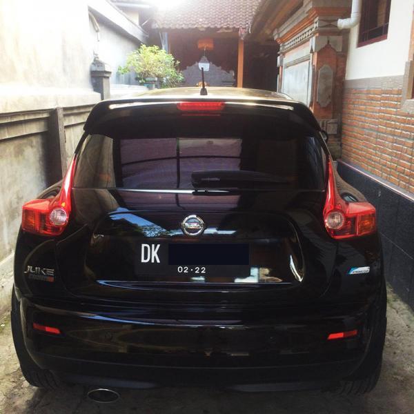 Nissan Juke 1.5 CVT A/T Th 2011 - Hitam Istimewa ...