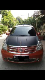 Jual Nissan: Grand livina 1.5 XV Manual 2008