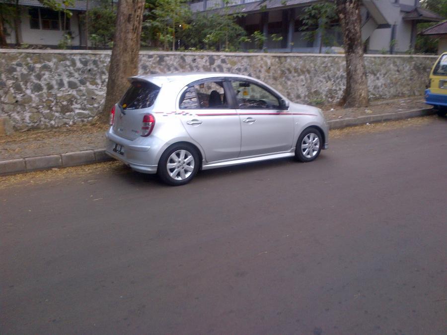 Nissan march nismo 2011, limited edition, asli nismo, no H ...