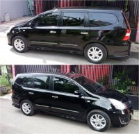 Jual Nissan: Grand Livina XV 2012 Rawatan Pribadi - Istimewa