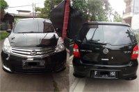 Nissan: Grand Livina XV 2012 Rawatan Pribadi - Istimewa (3. Tampak depan & belakang.jpg)