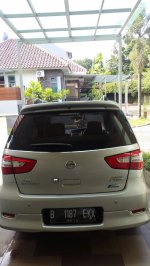 Nissan: Grand Livina HWS CVT 1.5, 2014, 163 Jt (IMG-20170514-WA0004.jpg)