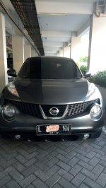 Jual Nissan Juke RX A/T 2012 Grey Metalic