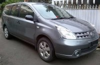 Nissan: Dijual Grand Livina 1.5 XV AT Grey Metallic (Depan samping kiri.jpg)