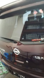 Jual Nissan: Grand Livina XV A/T 2013 full accesories ( ULTIMATE)