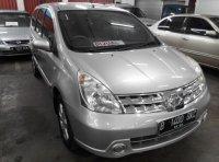 Jual Nissan Grand livina Xv Automatic Tahun 2010 Silver met (depan.jpg)