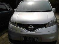 Jual Nissan Evalia XV mt 2012