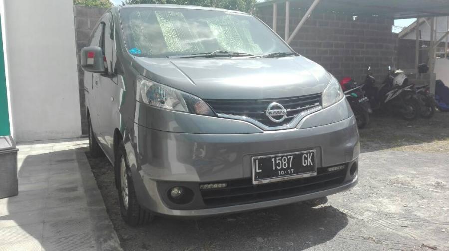 Nissan Evalia XV 2012 m/t - MobilBekas.com