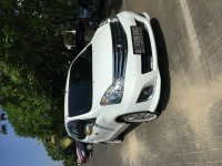Jual Nissan grand livina 2012 XV AT Putih