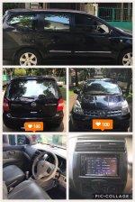 Jual Nissan: Grand Livina Matic Tahun 2010 Hitam Tangan Pertama