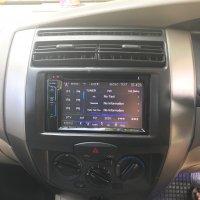 Nissan: Grand Livina Matic Tahun 2010 Hitam Tangan Pertama (2.jpg)