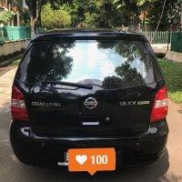 Nissan: Grand Livina Matic Tahun 2010 Hitam Tangan Pertama (3.jpg)