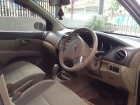 Dijual Nissan Grand Livina XV A/T 2010 Dark Grey (Grand Livina XV AT 2010  dlm setir.JPG)