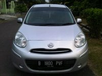 Jual Nissan March XS 1.2cc Automatic Th.2011
