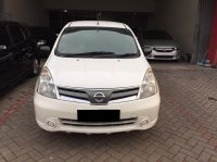 Jual Nissan Grand Livina 1.5 SV AT 2012