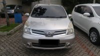 Jual Nissan Grand Livina 1.5 XV AT 2012