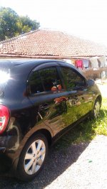 Jual Cepat Nissan March 2012 Automatic Hitam