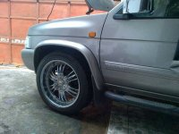 Jual Nissan Terrano th 2003