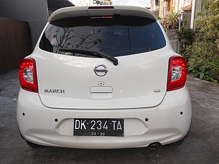 Nissan March 1.5 Manual Maret 2015 Asli Bali CBU ...