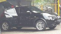 Jual Nissan Juke 2011 Bulan 11 Hitam KM 56 Rb (Evaporator Baru Original)