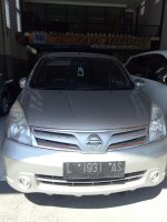 Nissan: Grand Livina XV 1.5 matic 2011 silver Tdp28jt Nego
