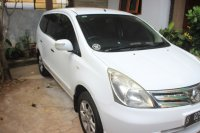 Jual Nissan Grand Livina 1.5 XV White 2011