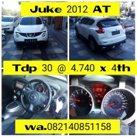 Jual #nissanJUKE2012 matic(30)#paketkredit