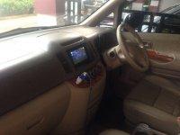 Jual Nissan Serena HWS 2011 (Pemakaian 2012)