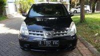 JUAL CEPAT BU-2008 Nissan GRAND LIVINA 1.5 XV A/T Black-Sangat Terawat