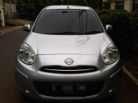 Jual Nissan March 1.2cc Autometic Thn. 2011