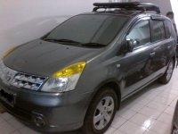 Nissan: dijual Mobil Livina XR AT 2010 warna grey.. dijamin puas