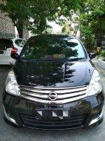 Jual Nissan Grand Livina XV Hitam Terawat, NEGO