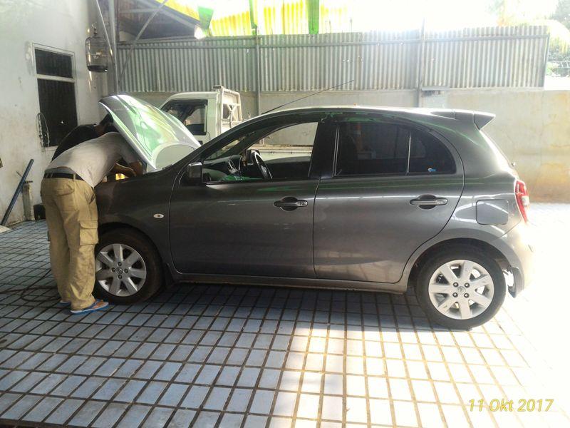 Nissan March 1.2L Manual 2012 TDp 4.5jt - MobilBekas.com
