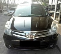 Jual 2011 Nissan Grand Livina Ultimate A/T Hitam