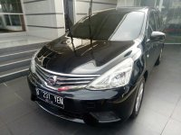 Jual 2013 Nissan Grand Livina SV A/T hitam new model