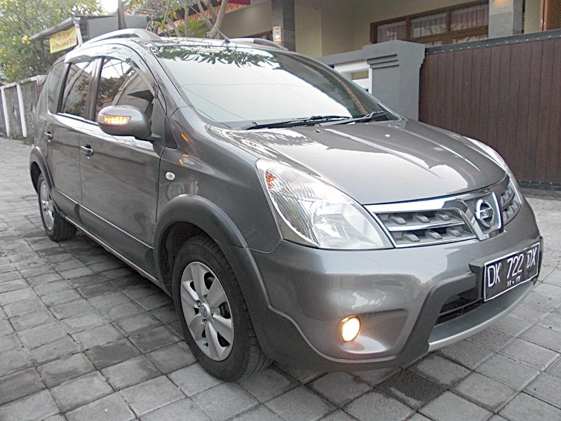 Livina X-Gear Matik th 2012 asli Bali Airbag - MobilBekas.com