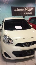 Jual Nissan March 2013 manual