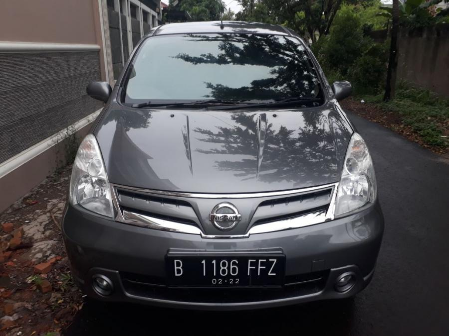 Nissan Grand livina 1.5 xv Th'2011 Automatic - MobilBekas.com