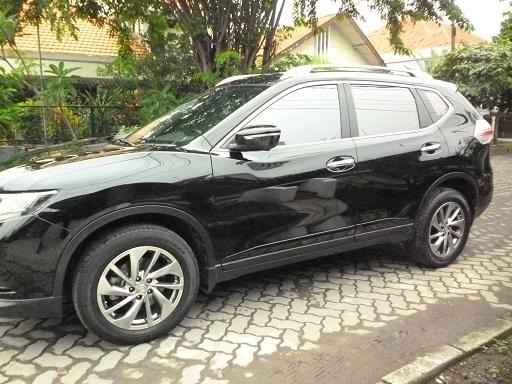X-Trail: All New Nissan Xtrail XT 25 CVT 4camera km40rb ...