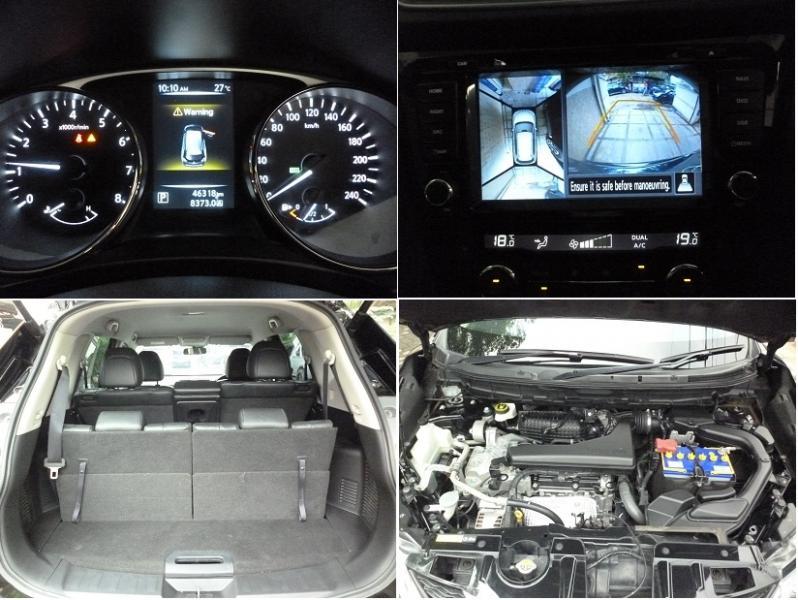 X-Trail: All New Nissan Xtrail XT 25 CVT 4camera km40rb ...
