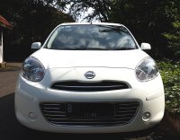 NISSAN MARCH XS AT 2012/2013 Putih Tgn 1 Km 45 Rb (Depan.jpg)