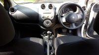 NISSAN MARCH XS AT 2012/2013 Putih Tgn 1 Km 45 Rb (Dashboard.jpg)