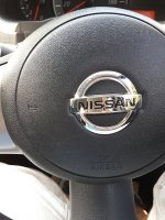 NISSAN MARCH XS AT 2012/2013 Putih Tgn 1 Km 45 Rb (Setir.jpg)