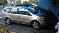 Nissan: Jual Grand Livina XV Matic 2009 Mulus Silver Tangan ke-1