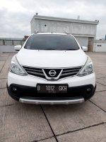 Jual Nissan grand livina 1.5 x-gear 2015 manual putih 08161129584