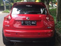 Jual Nissan Juke RX AT 2013 Red Edition